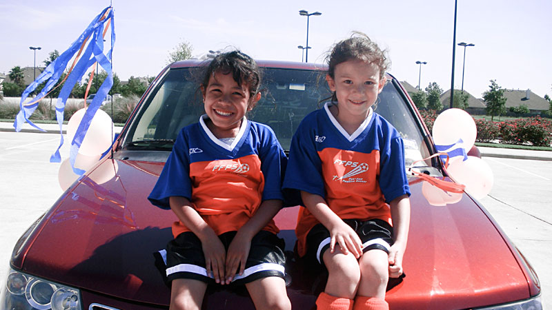 Houston Youth Soccer Leagues